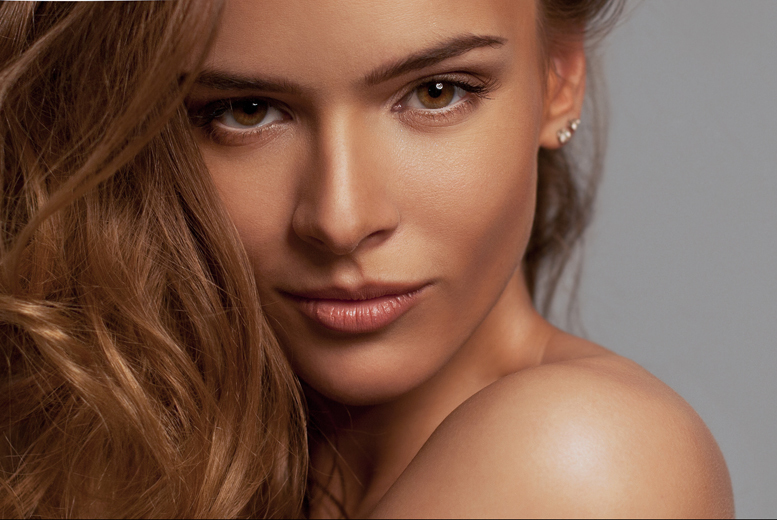 £8 for a 45-minute makeover and skin consultation at Shiseido, Edinburgh Jenners