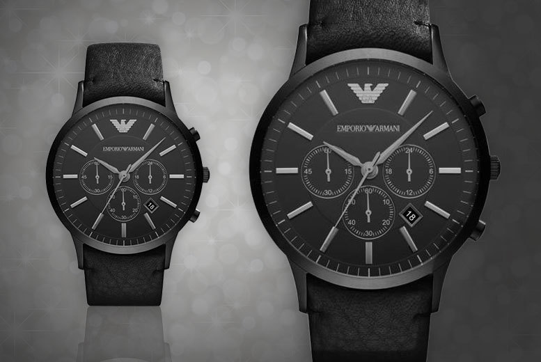 £119 instead of £339 (from Gray Kingdom) for a men's Emporio Armani AR2461 watch - get this deal on time and save 65%