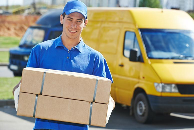 £2.50 for a £10 delivery voucher for local and worldwide parcel delivery from Parcel2Go - save 75%