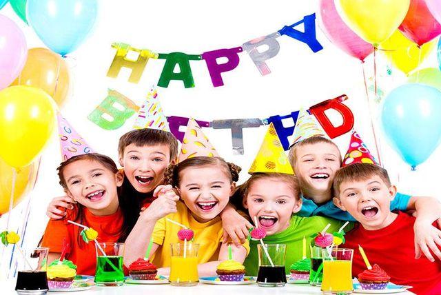 Min Kids Birthday Party - Childrens birthday party ideas swindon