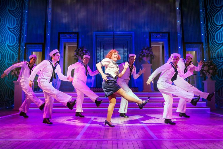 £20 instead of £34.50 for a Band A ticket to Anything Goes, £15 for a Band B ticket at Liverpool Empire Theatre on 16th-20th Mar 2015 - save up to 57%