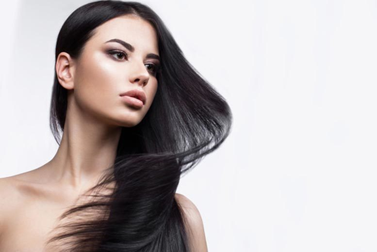 £39 instead of £190 for a Brazilian keratin blow dry at Jackie & Co - choose from two locations and save 79%