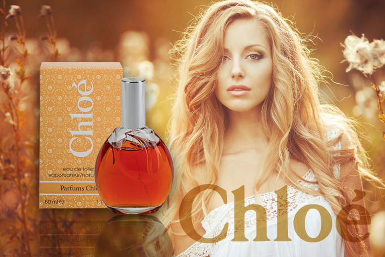 £16 instead of £30.46 for a 50ml bottle of Chloé Original EDT from Wowcher Direct - save a scent-sational 47%