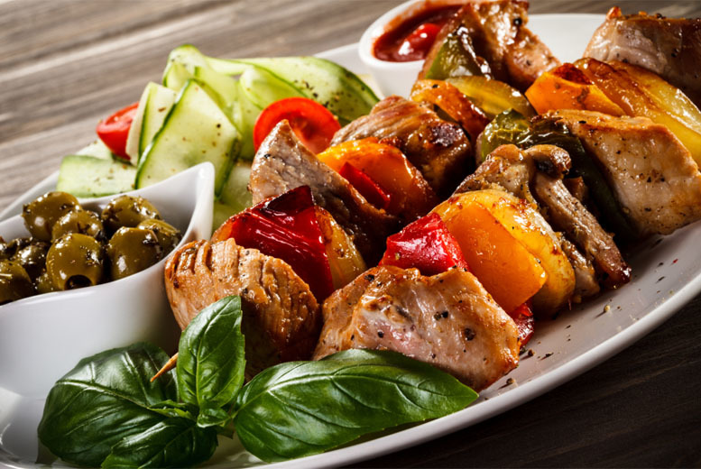 £18 instead of up to £45 for a 2-course Turkish meal for 2 inc. a glass of wine each at Lalezar, Halstead - save up to 60%