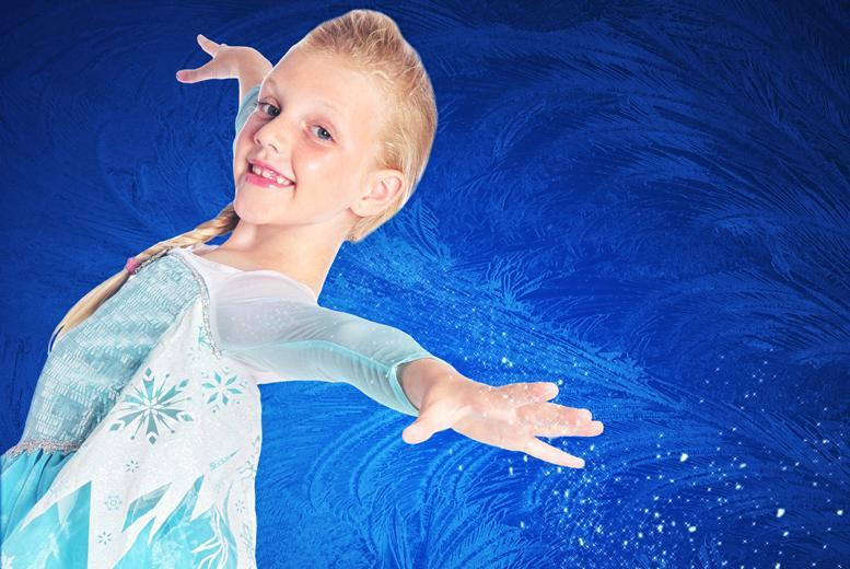 £9 for a Frozen-inspired photoshoot for up to 3 children inc. 6 prints, goody bag, styling and costumes at NYC Studios, Manchester or Birmingham - save 97%