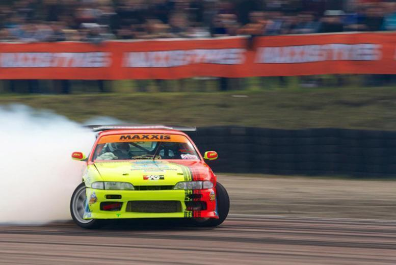 £39 (from Learn2Drift) for a 1-hour intro to car drifting experience, or £69 for a 4-hour experience