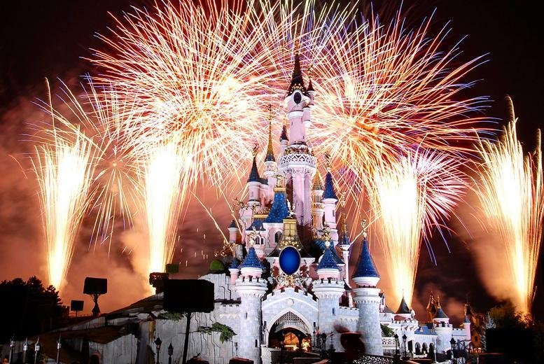 £99 for a Disneyland® trip inc. day pass & coach from 10 locations