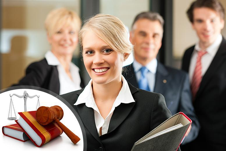 £19 instead of £795 (from Aim Redstone) for a Level 3 legal secretary course - save 98%