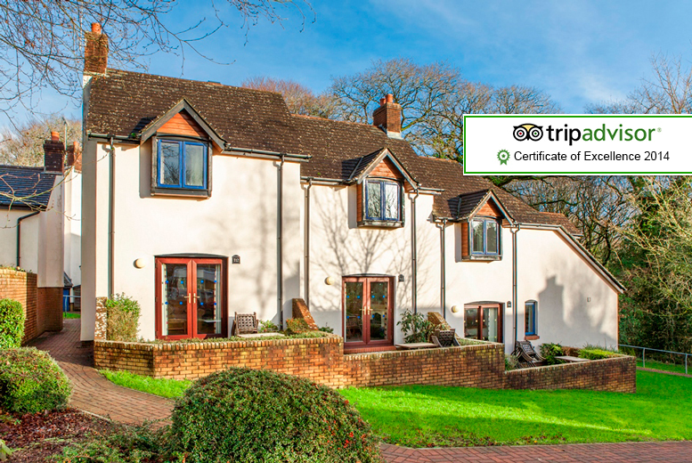 From £79 (from Diamond Resorts & Hotels) for a 2nt stay in an apartment for up to 6  at Woodford Bridge Country Club, from £109 for 3nts