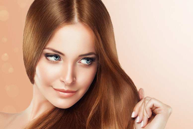 £24 instead of £55 for a cut and blow dry with a half-head of blonde highlights at Beauté Boutique, Chatham - save 56%