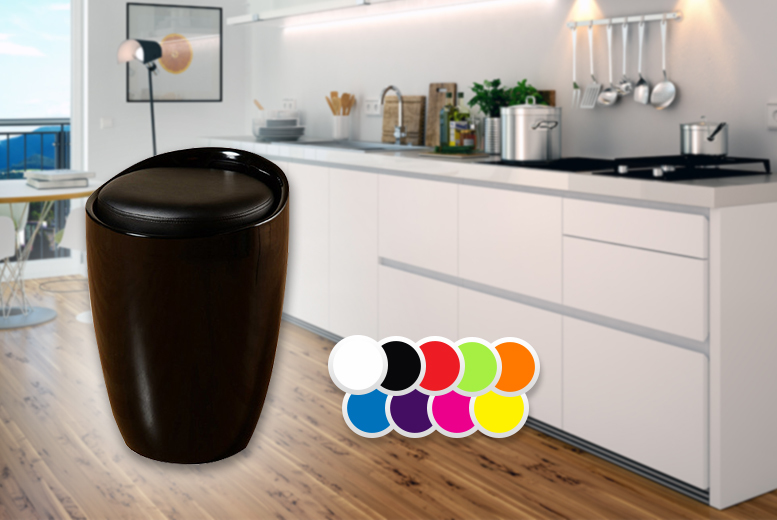 £19.99 instead of £38 for a storage stool from Wowcher Direct - save 47%