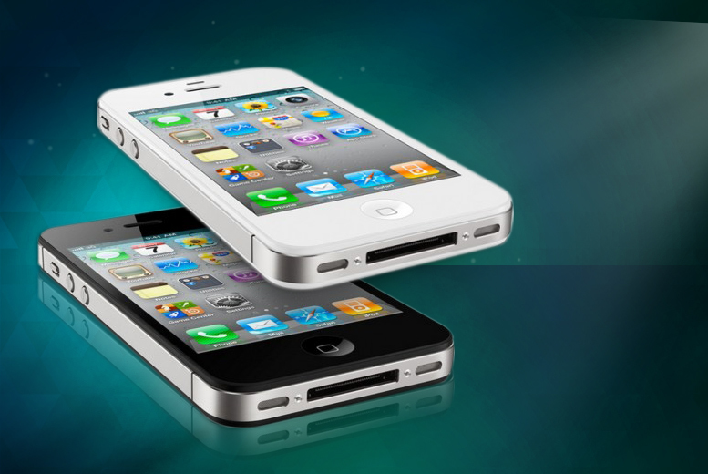 £99 (from EMS Tech) for an unlocked grade B refurbished iPhone 4 8GB, £115 for 16GB - choose black or white & save up to 38%