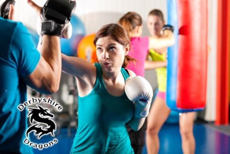 £9 instead of £40 for 1 month of Taekwon-Do and Kickboxing lessons with Derbyshire Dragons in a choice of locations - save 78%