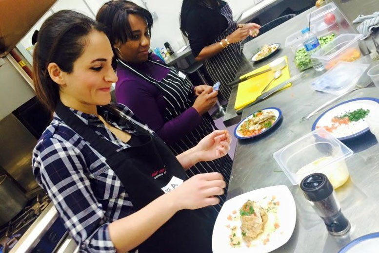 £29 instead of up to £70 for a 3-hour cookery class for one person at Mint Cooking Classes, Leyton - save up to 59%