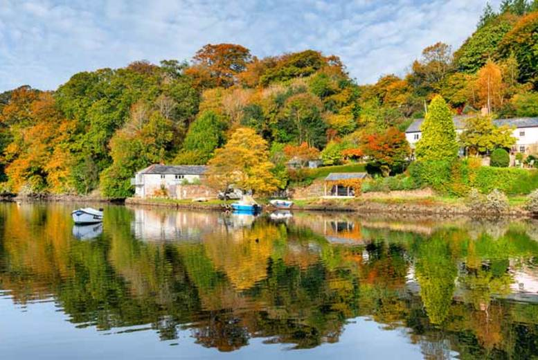 From £79 (at Best Western Fowey Valley) for an 1-night Cornwall break for a family of 4 with breakfast, from £129 for 2 nights, from £179 for 3 nights!