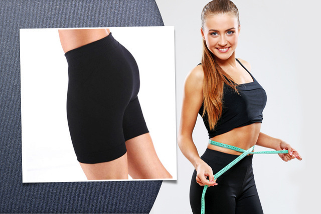 £7.99 instead of £44.99 (from BeautyFit) for Neoprene Workout Shorts, or £14.99 for Neoprene Capris - make your work out count & save up to 82%