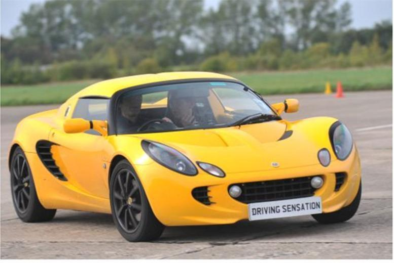 £34 for a Lotus Elise, Subaru Impreza or Porsche 911 supercar driving experience at a choice of 3 locations with Driving Sensation - save up to 51%
