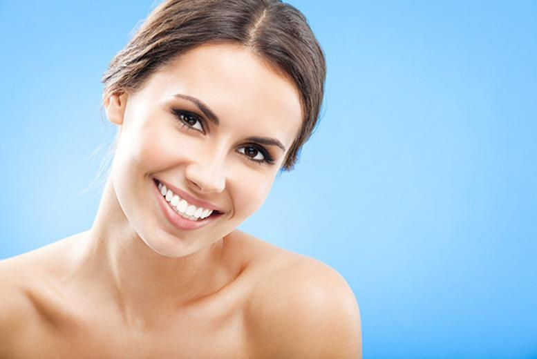 £29 for 1 'skin tightening' treatment for the eyes or neck, £69 for 3 treatments at Skin Technology, Glasgow - save up to 59%