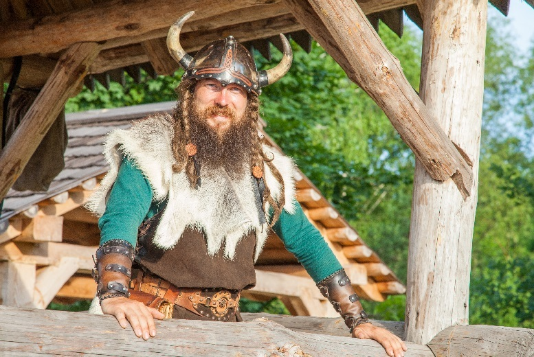 £9.50 instead of up to £24 for entry for 4 people to The Vikings event @ Tutbury Castle on 4th, 5th or 6th April 2015 - save up to 60%