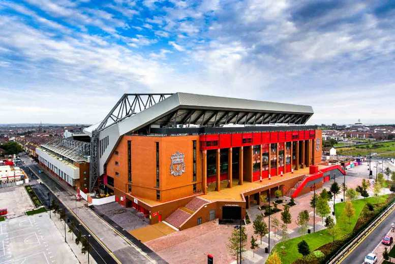 £69pp instead of £109.50pp (from OMGhotels.com) for an overnight Liverpool 4* stay including breakfast, The LFC Story and The Steven Gerrard Collection- save up to 37%