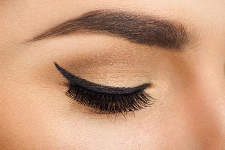 £15 instead of £35 for a celebrity brows treatment at Lilly Nail & Beauty, Manchester - save 57%