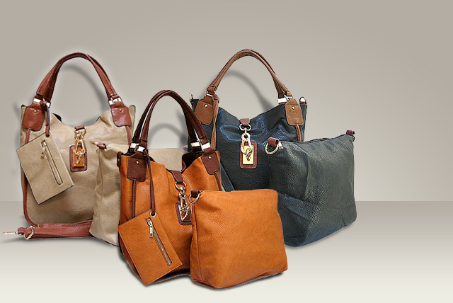 £24 instead of £60 (from A-SHU.co.uk) for a 4-piece tote handbag set in a range of colours - save a tote-ally amazing 60%