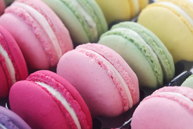 £29 instead of £60 for a 2½ hour macaron-making class and 30 macarons to keep from Supercute Macarons, Battersea - save 52%