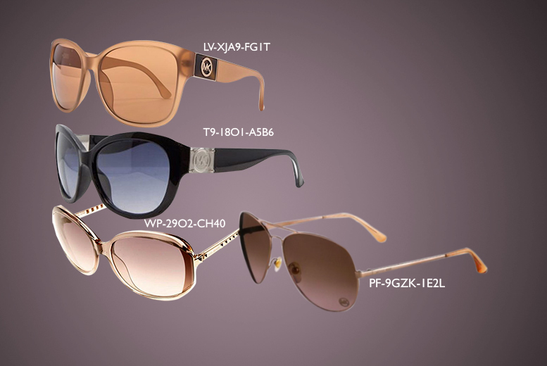 £49.99 instead of £139 (from Shop On Time) for a pair of Michael Kors sunglasses - save 64% + DELIVERY INCLUDED!