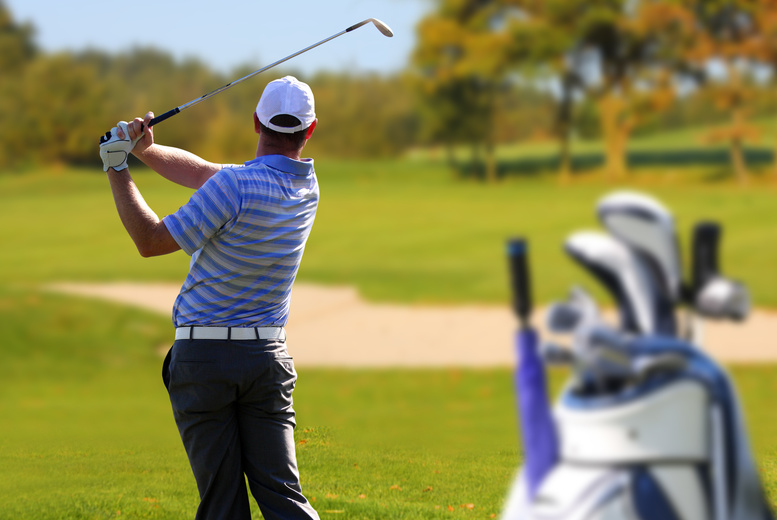 £12 instead of £40 for two 30-minute golf lessons with a PGA professional at Grange Park Golf Club, St Helens - save 70%