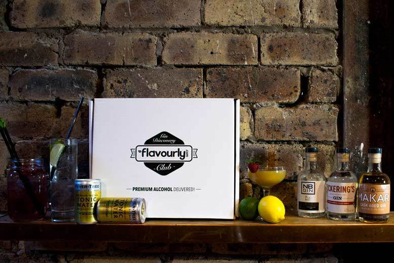 Mother's Day Flexible Flavourly Gin Hamper Membership