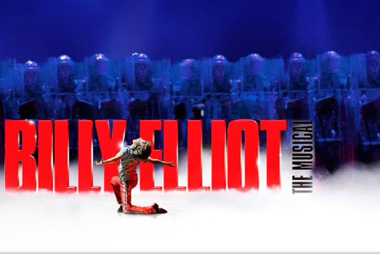 From £29.75 for a ticket to see Billy Elliot the musical at Victoria Palace Theatre, Westminster