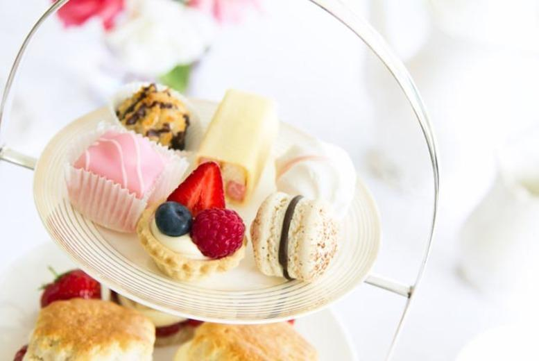 £12 instead of £23.98 for a luxury afternoon tea for 2 at The Wild Boar Hotel, Cheshire - save 50%