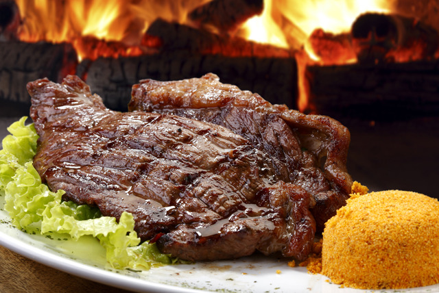 £17 instead of up to £35.80 for an 'all-you-can-eat' Brazilian Rodizio buffet for 2 at Raizes, Bethnal Green - save up to 53%