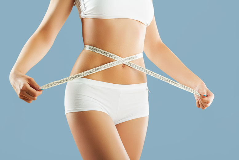 £59 for three laser lipolysis treatments on three areas, £99 for six treatments, £129 for nine treatments, £149 for 12 at Derma Care London - save up to 85%