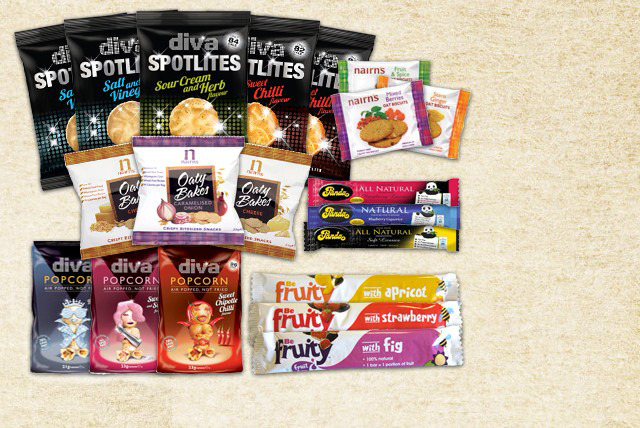 £9.99 instead of £19.99 (from Mood Food Company) for a Noughty Nibbles office snack pack inc. 20 snacks under 99 calories each - save 50%
