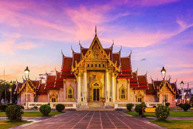 From £699pp (from Great Pacific Travels) for a 10night Bangkok Phuket & Phi Phi island trip breakfast flights & ferry transfer pay a £350 deposit  save up to 21