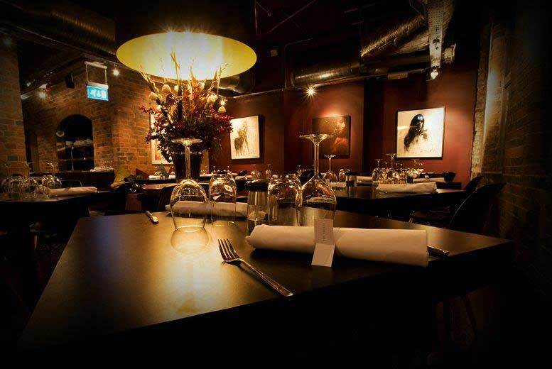 The Best Deal Guide - 2-Course Dining & Wine for 2 @ The Vaults, Birmingham