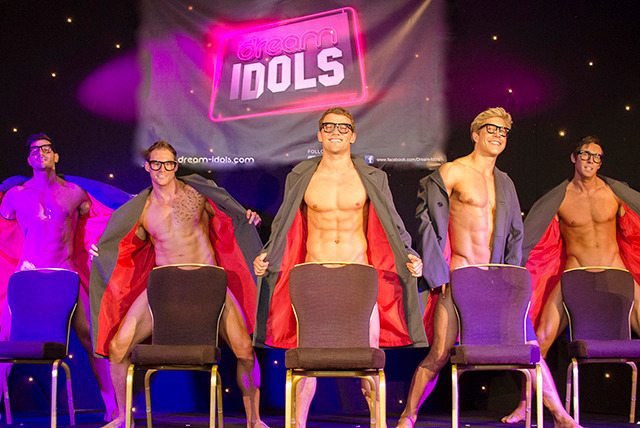 £12.50 instead of £29.50 for a ticket to the Dream Idols male revue show 2013 plus VIP entry & cocktail at Pacha London nightclub - save 58%