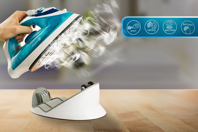 2200w cordless steam iron