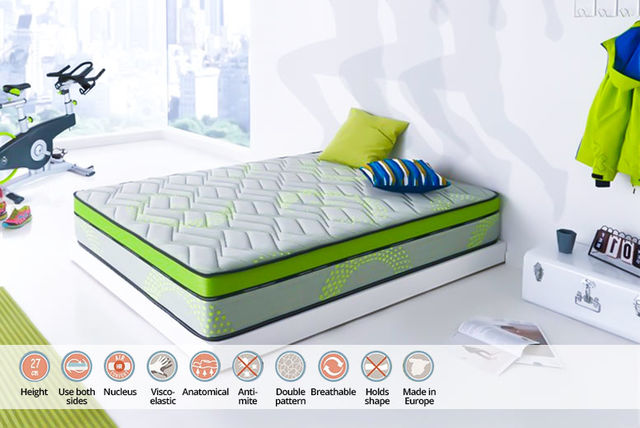 Visco Memory Foam Sports Mattress