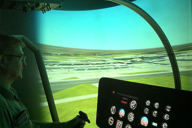 £99 instead of £246 for a helicopter simulator experience and taster flight with Hields Aviation, Sherburn Airfield - save 60%