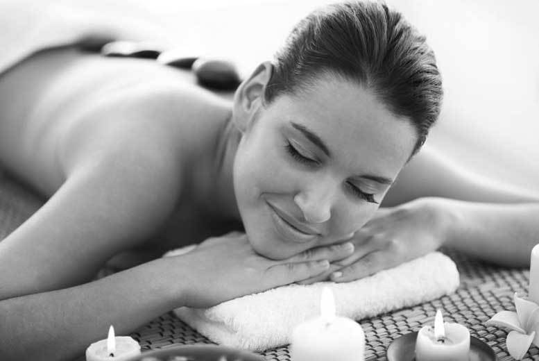 £19 for a 30-minute hot stone massage and a 30-minute facial for one, £37 for two from Beauty on the Spot, Monument - save up to 67%