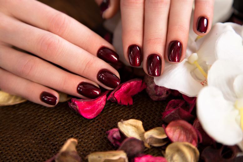 Красивое покрытие ногтей гель лаком фото новинки