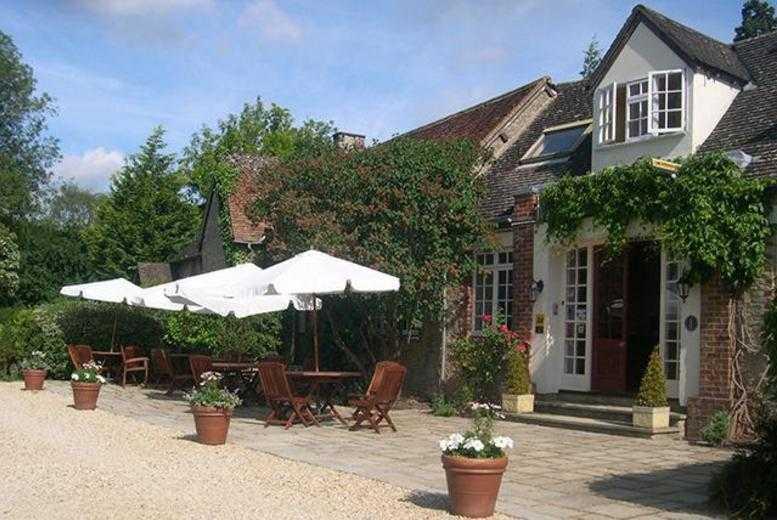 Spa deals oxfordshire