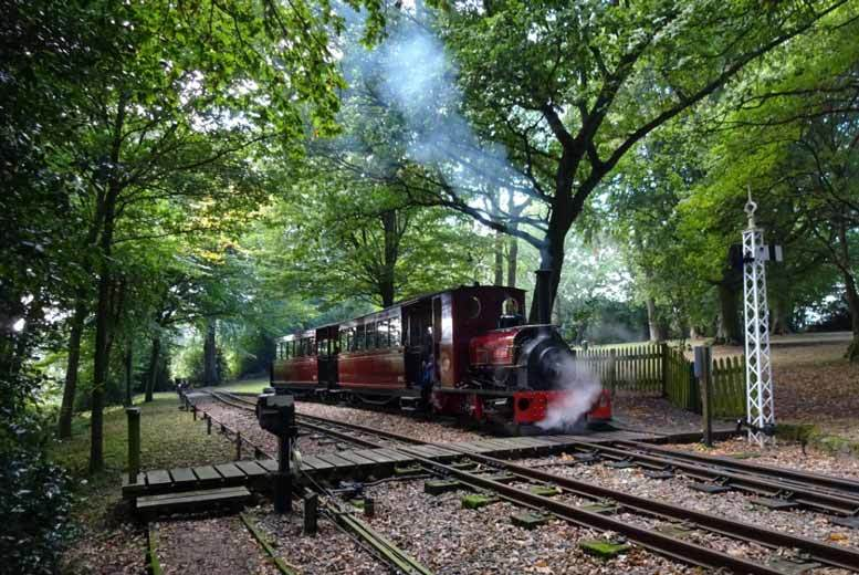 Train Ride and Easter Egg Hunt @ Bredgar and Wormshill Light Railway