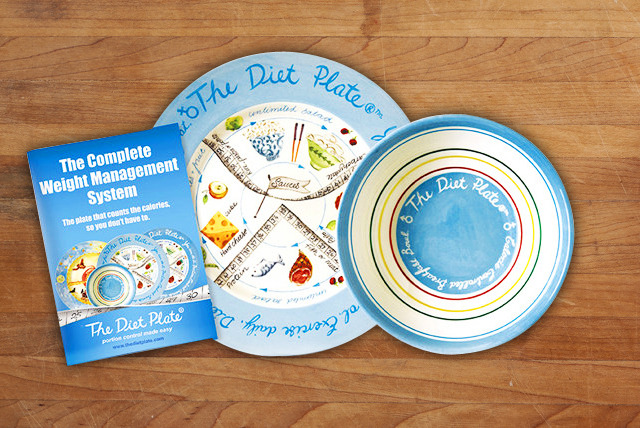 £19.99 instead of £39.98 (from The Diet Plate) for a Diet Plate™ Complete Weight Management System - perfect those portions & save 50%