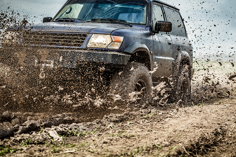 £49 instead of £119 for a junior off-road driving experience with Berkshire 4x4 - put the pedal to the metal and save 59%
