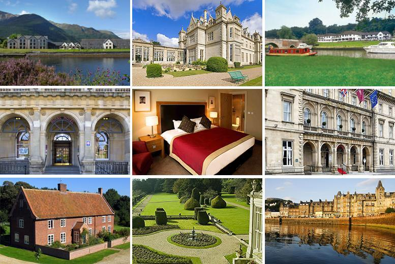 £99 (from Buyagift) for a 2-night break for 2 including breakfast at a hotel of your choice - choose from over 60 UK locations!