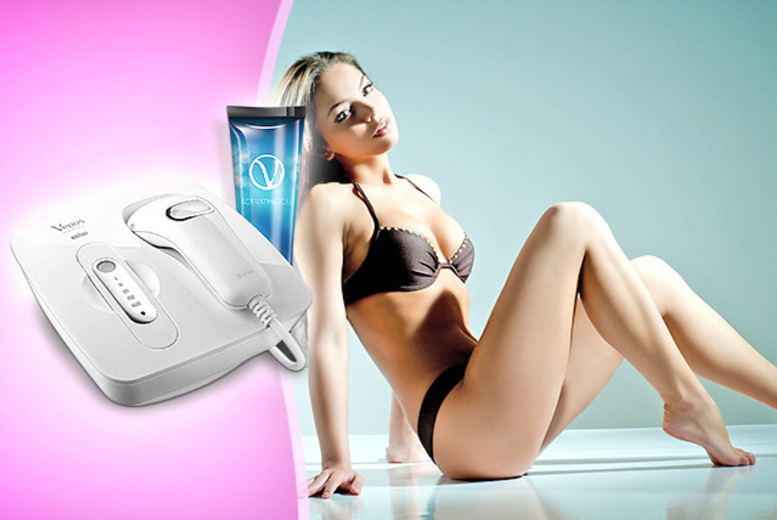 £250 instead of £349 for a Braun Gillette Venus Naked Skin® IPL hair removal system from Wowcher Direct - save 28% + DELIVERY IS INCLUDED!