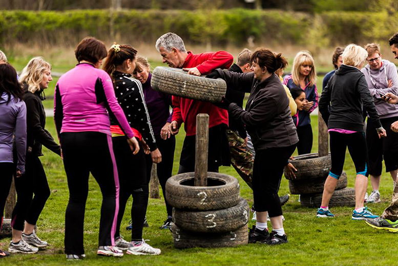 £149 for a 2-day all-inclusive fitness retreat, £179 for 3 days or £239 to inc. spa day with Brothers Boot Camp, National Forest - save up to 53%